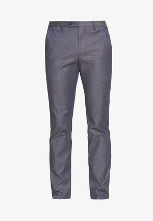 CIBRAVO TROUSERS - Kangashousut - dark blue