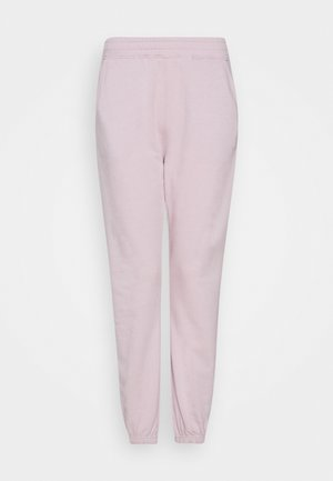 ELASTICATED JOGGERS - Tracksuit bottoms - pink