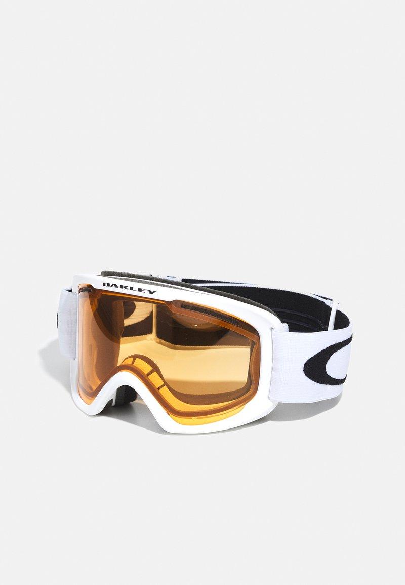 Oakley - FRAME PRO  - Occhiali da sci - persimmon/dark grey