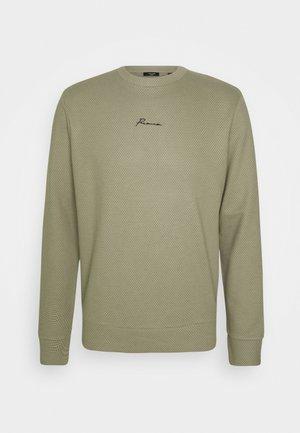 JPRFRANCO - Sweatshirt - silver sage