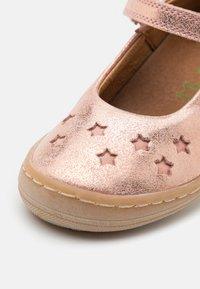 Froddo - MARI  - Ballerina's met enkelbandjes - pink - 5
