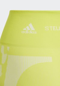 adidas by Stella McCartney - ADIDAS BY STELLA MCCARTNEY TRUEPURPOSE SEAMLESS LEGGI - Leggings - yellow - 4