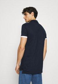 INDICODE JEANS - EARNEST - Polo shirt - navy - 2