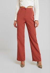 Missguided - Pantalones - pink - 0