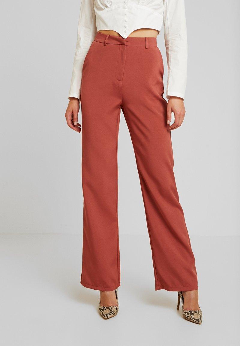 Missguided - Pantalones - pink
