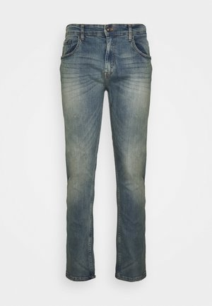 GENEVE - Jeans slim fit - motor blue