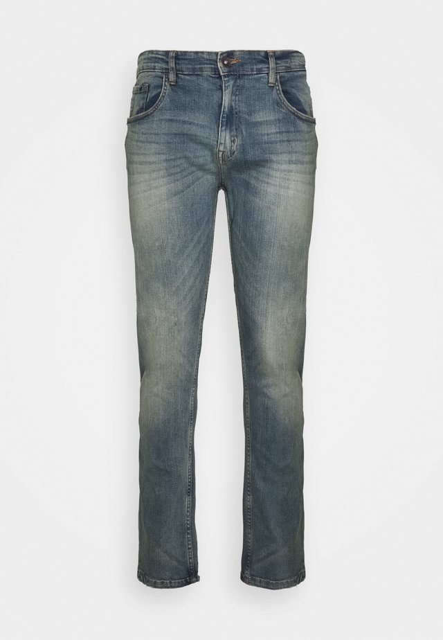 GENEVE - Slim fit jeans - motor blue