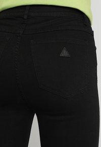Abrand Jeans - Jeans Skinny Fit - black magic - 5