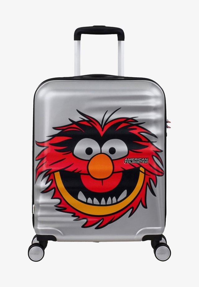 WAVEBREAKER DISNEY - Wheeled suitcase - animal sparkle