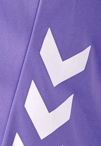 Hummel - DUO SET - Sports shorts - paisley purple/white - 5