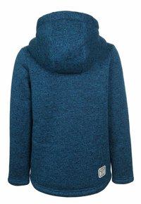 Elkline - LITTLE STRANGER - Fleece jacket - blueshadow - 1