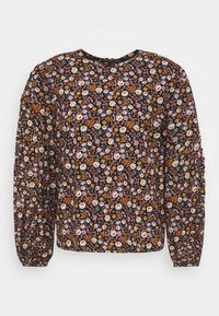 Scotch & Soda - PRINTED FLORAL WITH VOLUMINOUS SLEEVES - Blouse - combo - 0