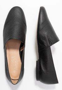 Office - FLEX - Scarpe senza lacci - black - 3