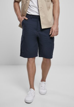 BDU RIPSTOP - Shorts - navy