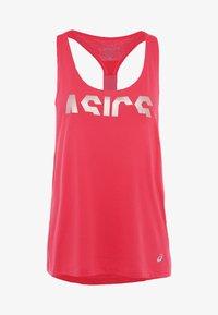 STRAP TANK - Sports shirt - laser pink