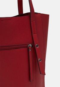 Even&Odd - Tote bag - red - 3