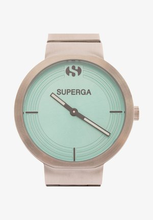 HER ICON - Horloge - silver/turquoise