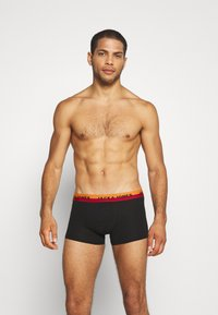 Jack & Jones - JACNEON TRUNKS 5 PACK - Panties - black - 4