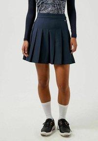 J.LINDEBERG - Sports skirt - jl navy - 0