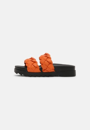 FLINCH - Mules - orange