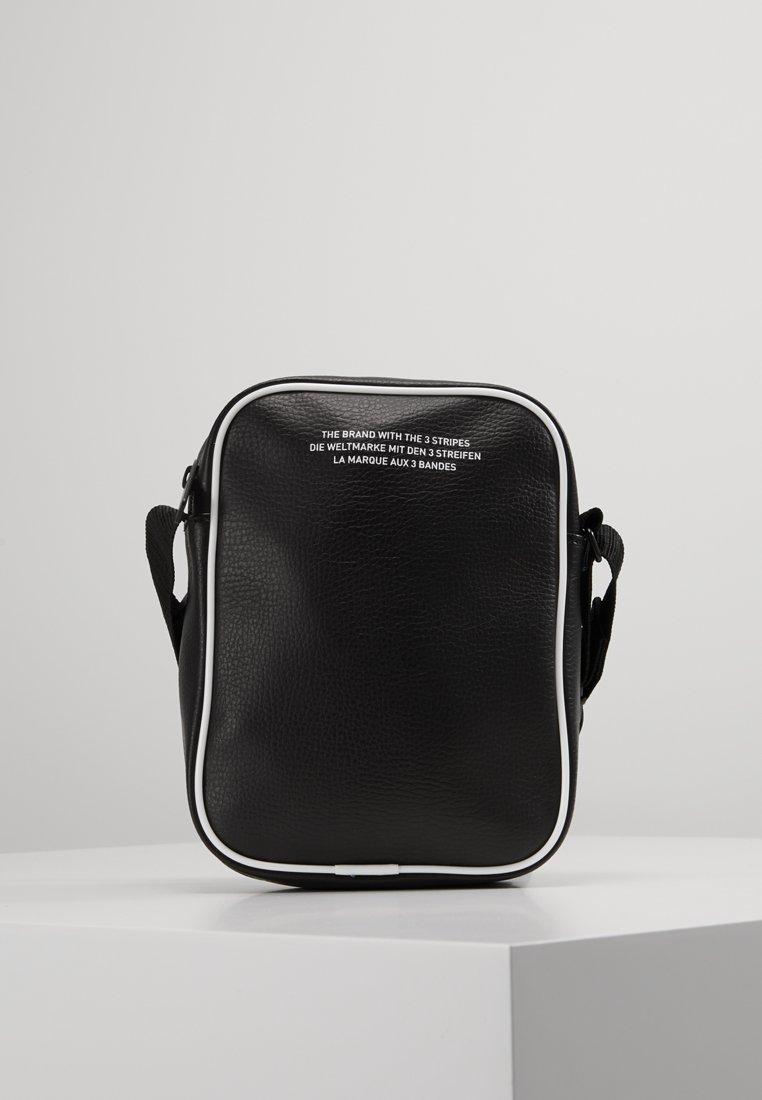 adidas Originals MINI BAG VINT Skulderveske blacksvart