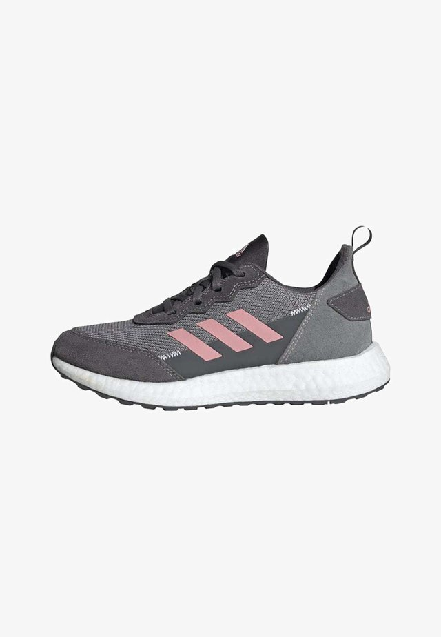 RAPIDALUX S AND L SHOES - Competition running shoes - grey
