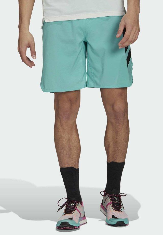 TERREX - Sports shorts - green