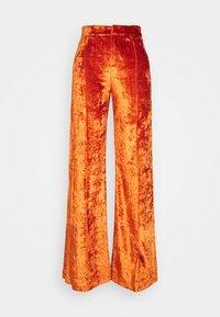 Stieglitz - SITA PANTS - Trousers - cinnamon - 0
