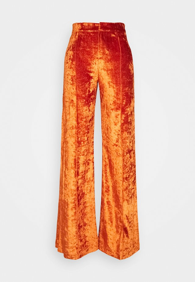SITA PANTS - Trousers - cinnamon