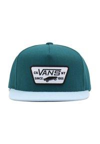 Vans - BY FULL PATCH SNAPBACK BOYS - Cap - green - 2