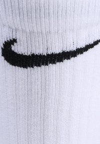 Nike Performance - ELITE CREW NBA - Calze sportive - white/black - 1