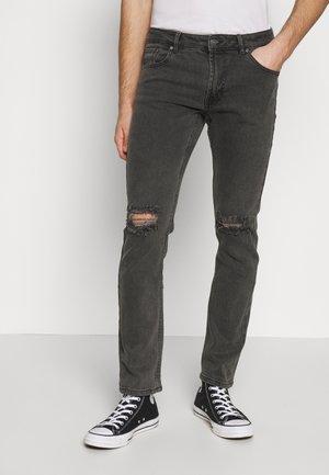 KNEEHOLE - Skinny džíny - grey