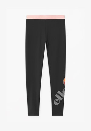 SPEEDIO UNISEX - Leggings - black