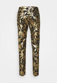 Twisted Tailor - MAMBO SUIT SET - Puku - black gold - 4