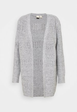 TAKE THE KEY - Cardigan - heritage heather