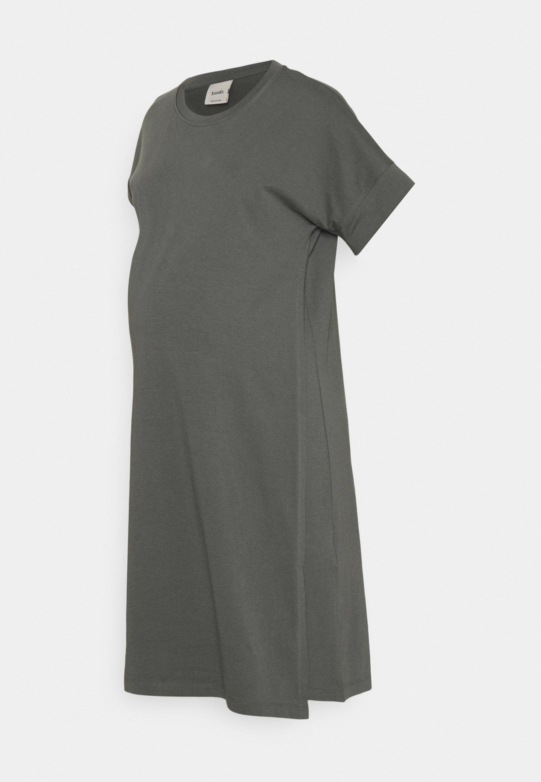 Women THE SHIRT DRESS - Jersey dress