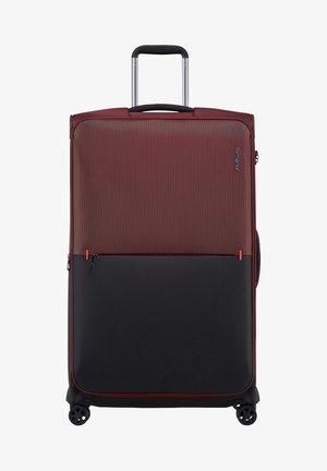 RYTHUM  - Wheeled suitcase - burgundy