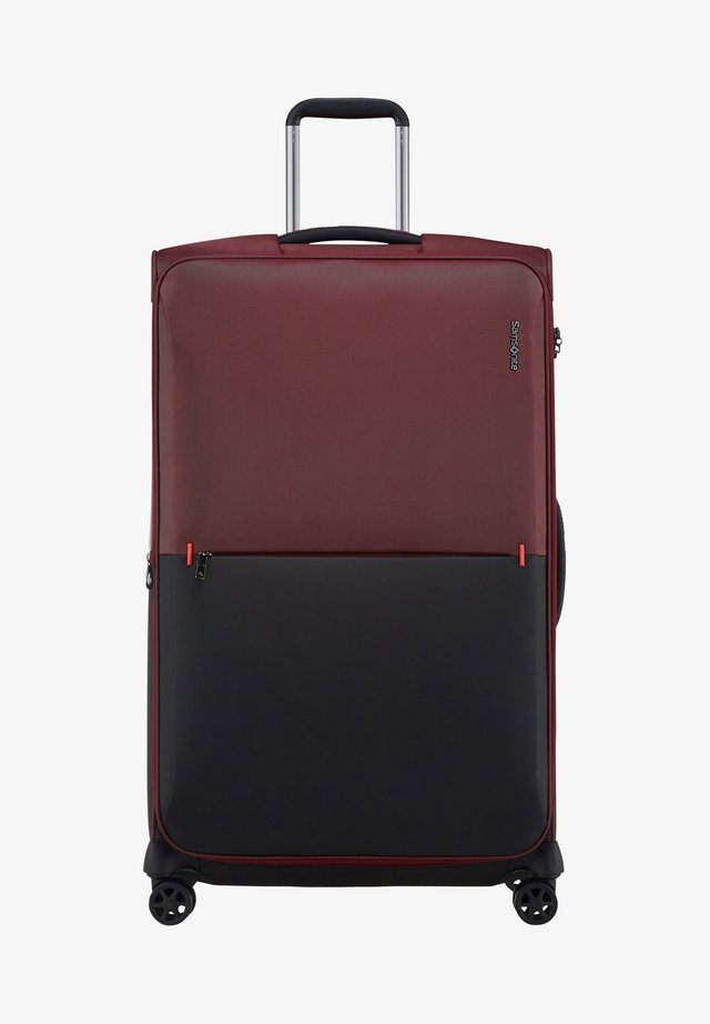 RYTHUM  - Wheeled suitcase - burgundy