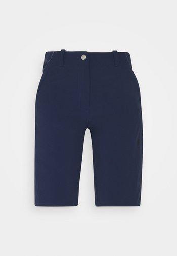 RUNBOLD SHORTS WOMEN - Pantaloncini sportivi - marine