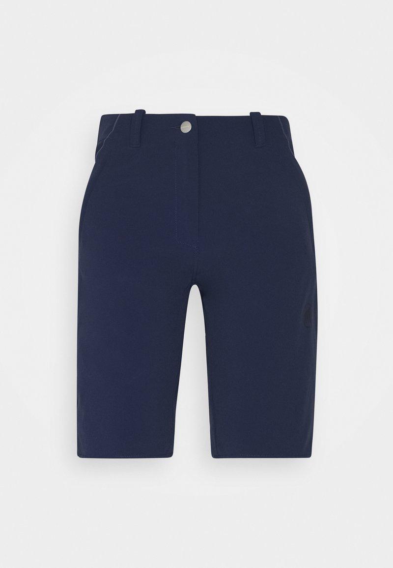 Mammut - RUNBOLD SHORTS WOMEN - Sports shorts - marine