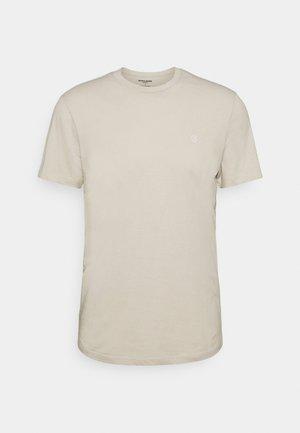 JPRBLABOOSTER TEE  - Basic T-shirt - moonbeam
