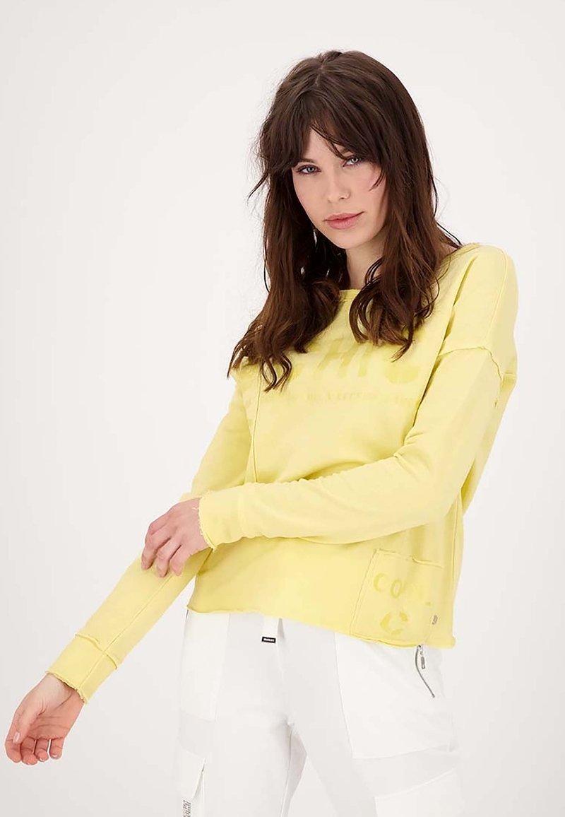 Monari - MIT PATCHES - Sweatshirt - 206