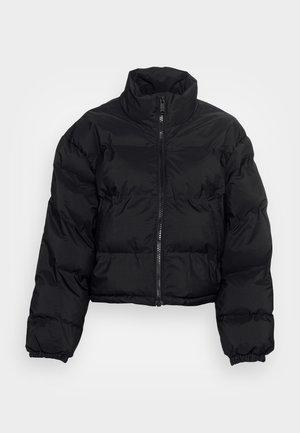PROMIS SHORT PUFFER JACKET - Zimní bunda - black