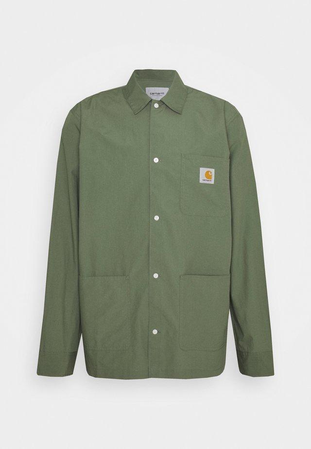CREEK - Skjorta - dollar green