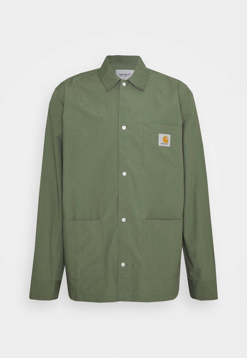 Carhartt WIP - CREEK - Camisa - dollar green
