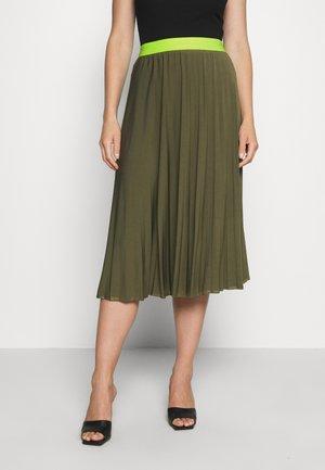 A-line skirt - sea spray