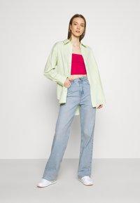 Gina Tricot - IDUN STRAIGHT  - Jeans straight leg - blue - 1