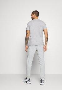 Diadora - CUFF PANTS CORE LIGHT - Træningsbukser - light middle grey melange - 2