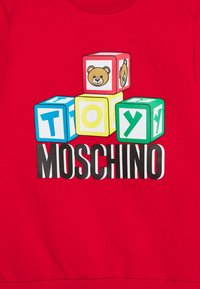 MOSCHINO - Sweatshirt - poppy red - 2
