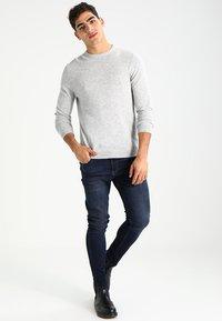 YOURTURN - Jeans Skinny Fit - dark blue denim - 1